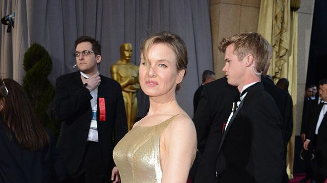 85th Annual Academy Awards - Arrivals:Renee Zellweger