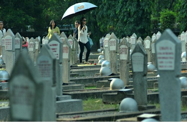 Ziarah Makam Menjelang Ramadan