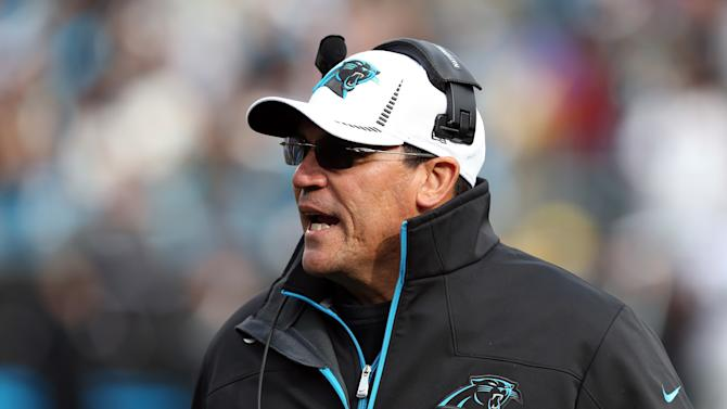 Ron Rivera, Carolina Panthers