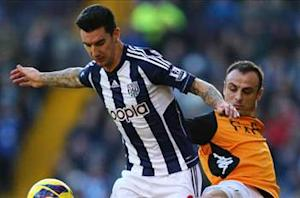 West Brom 1-2 Fulham: Berbatov and Kacaniklic ease Cottagers' relegation fears