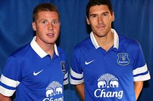 Barry vows to help Everton improve