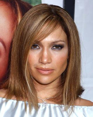 Jennifer Lopez at the Westwood premiere of New Line Cinema's Monster-In-Law