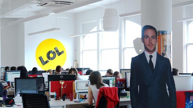 NYC tech tour: Foursquare, BuzzFeed, MakerBot