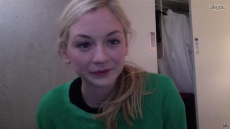 The Walking Dead`s Emily Kinney on AMC series, tour
