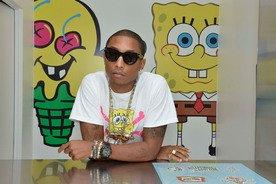 Nickelodeon And Pharrell Williams Give 'Bikini Bottom' A Makeover With Release Of SpongeBob SquarePants X ICECREAM Brand Capsule Collection