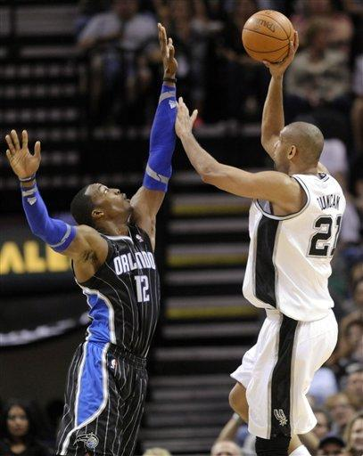 Howard loses in possibly last game with Magic