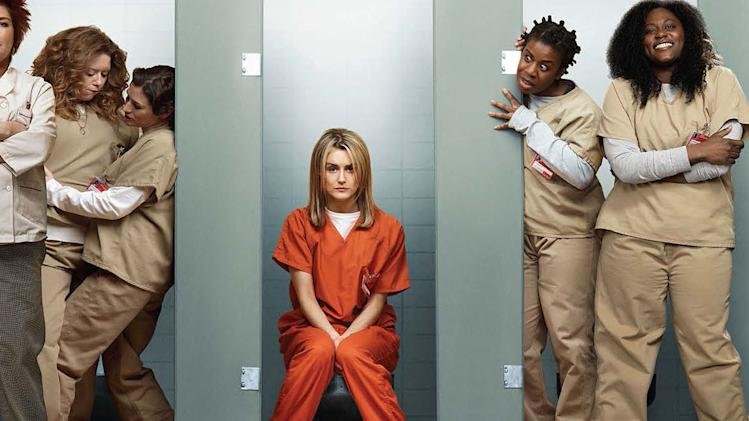 """Orange is the New Black"" Season 1 Poster"