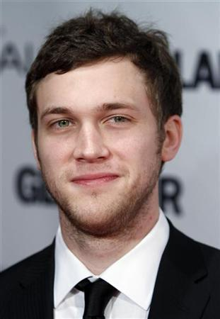 Singer Phillip Phillips arrives for the Glamour Magazine Women of the Year Awards in New York