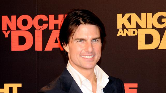 Knight and Day Spanish Premiere 2010 Tom Cruise