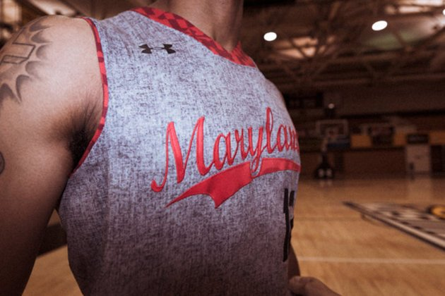 Maryland will wear weird faux-wool jerseys against Kentucky to honor the Brooklyn Dodgers