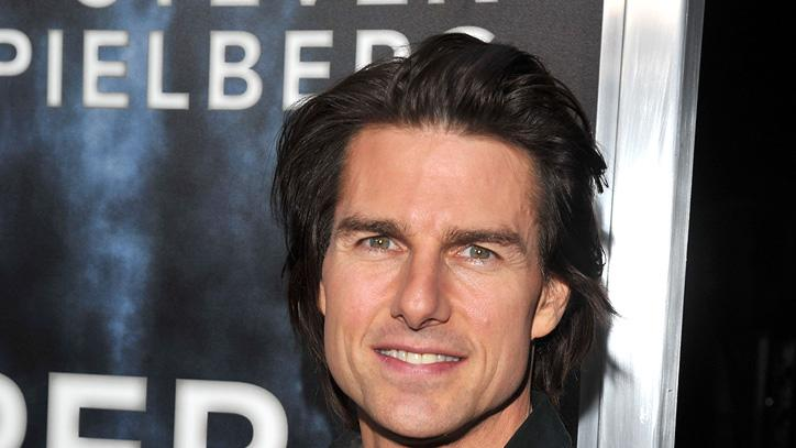 Super 8 LA Premiere 2011 Tom Cruise
