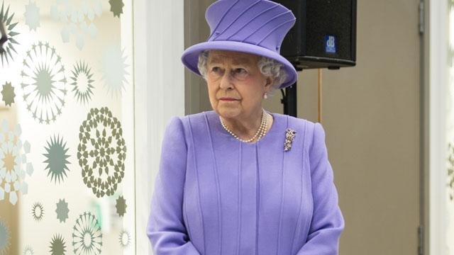 Queen Wants Royal Baby to Hurry Up Before Vacation