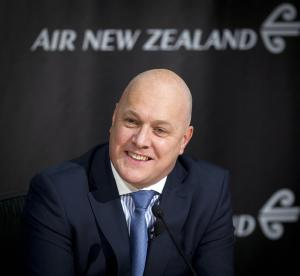 Air New Zealand annual profit more than doubles