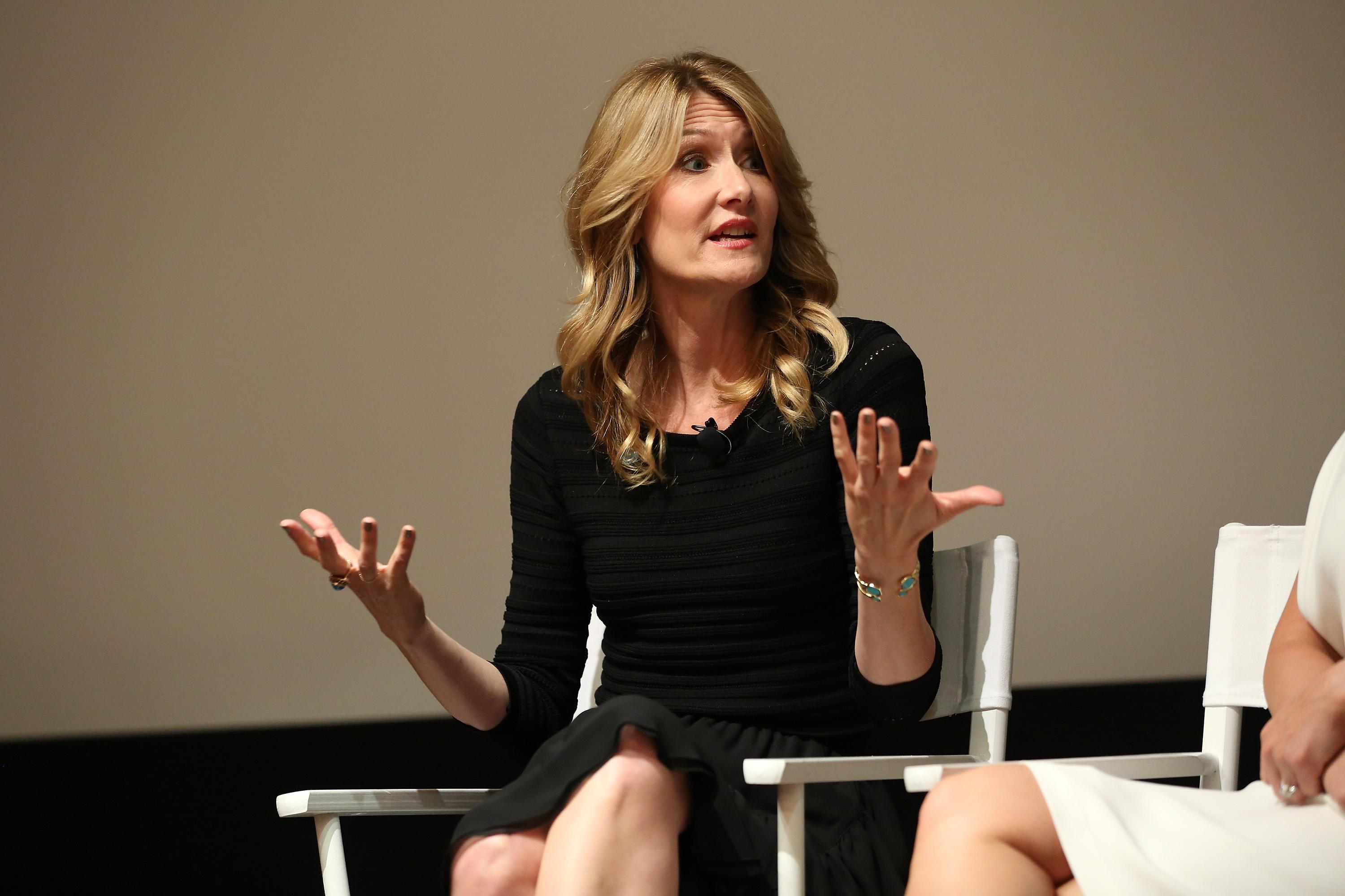 "Laura Dern: ""Wild"" meant the world to me"