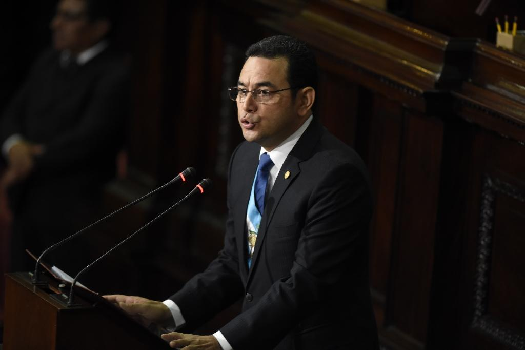 Guatemala says US can't deport millions of migrants