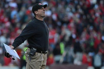 Jim Harbaugh's greatest hits, NFL edition