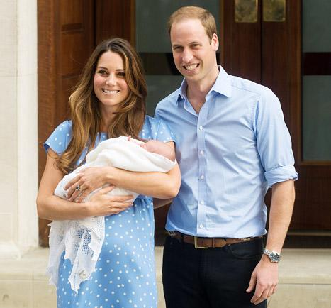 Prince William, Kate Middleton Hire His Childhood Nanny Jessie Webb to Care for Prince George