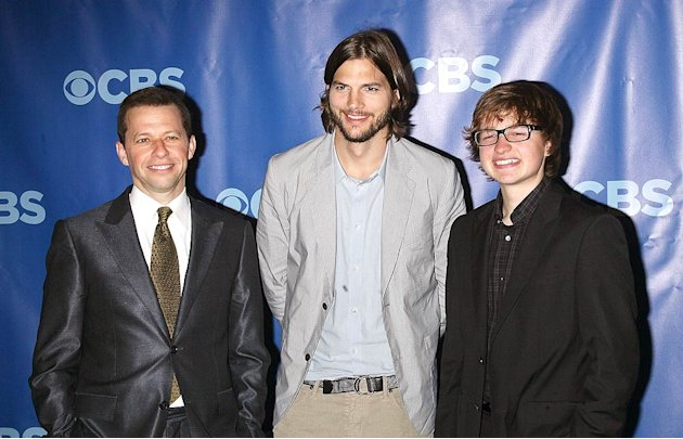 Cryer Kutcher Jones CBS Upfronts