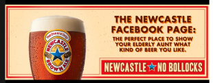 Brutally Honest Branding: Newcastle Brown Ale (Brand Case Study) image Newcastle 5