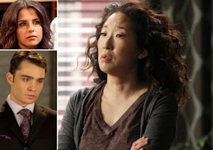 Did Grey's Lock an Emmy Nod? Does Chuck Bass Get a Raw Deal? A Glee Miracle? And More TV Qs!