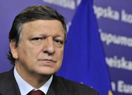 European Commission President Jose Manuel Barroso sought sweeping powers to override national budgets and proposed issuing joint eurozone bonds to help resolve and prevent a repeat of the debt crisis