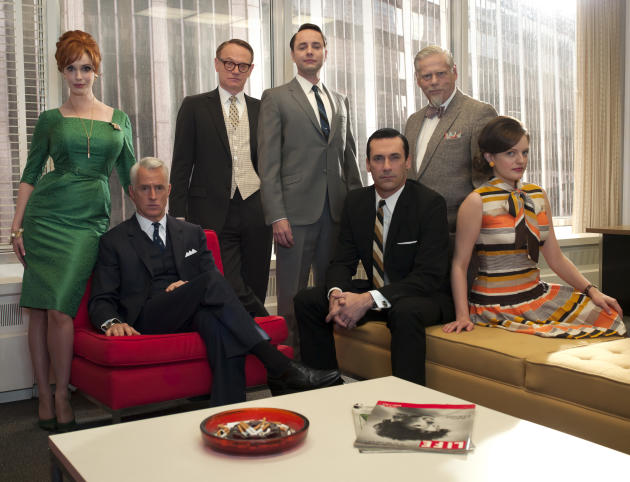 "Outstanding Drama Series: ""Mad Men"""