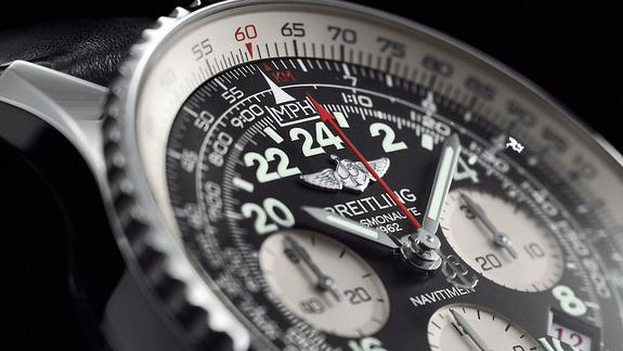 Breitling Models New Timepiece After Missing Historic Space Watch
