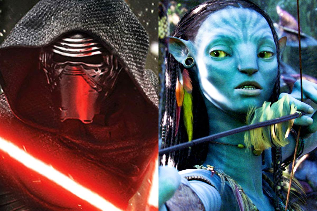 'Star Wars: The Force Awakens' fell fall short of 'Avatar's' box office record. Here's why.