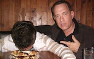 Tom Hanks dlire avec un fan