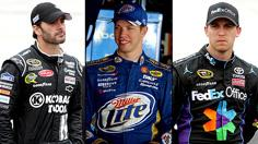 Three-man battle for the Chase?