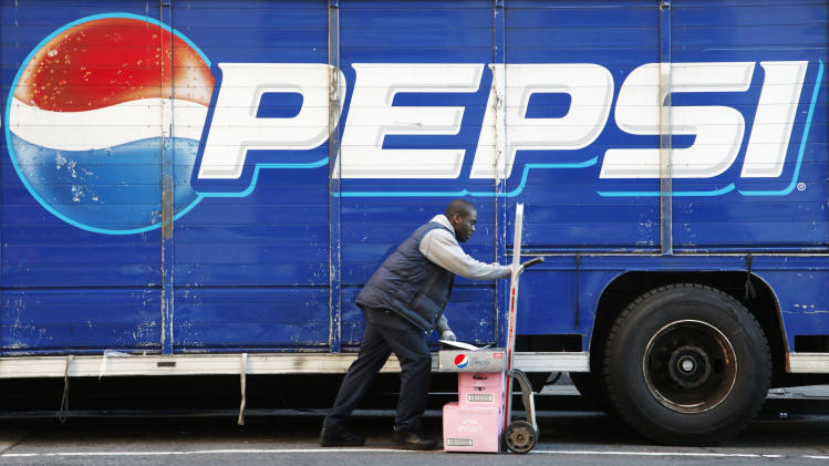 PepsiCo's profit edges up on snacks; drinks falter