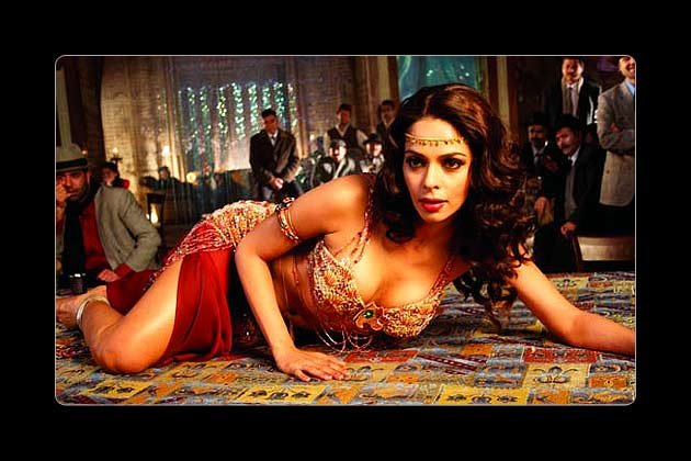 Bollywood's top item girl…