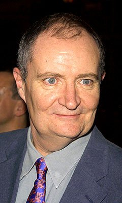 Jim Broadbent at the New York premiere of Miramax's Iris