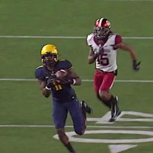 Best NFL comparison for West Virginia wide receiver Kevin White
