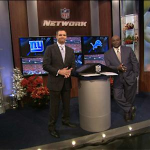 'Playbook': New York Giants vs. Detroit Lions