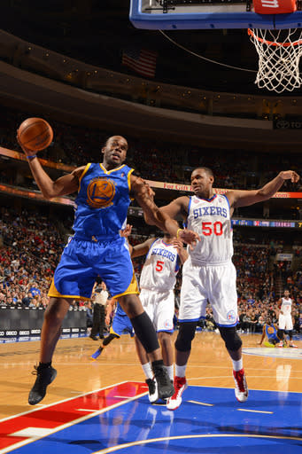 Turner, Holiday lead 76ers over Warriors
