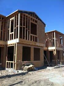 Model Construction Underway at William Lyon Homes' Agave, Coming This Summer to the Irvine Village of Portola Springs(R)