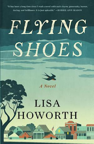 "This book cover image released by Bloomsbury shows ""Flying Shoes,"" by Lisa Howorth. (AP Photo/Bloomsbury)"