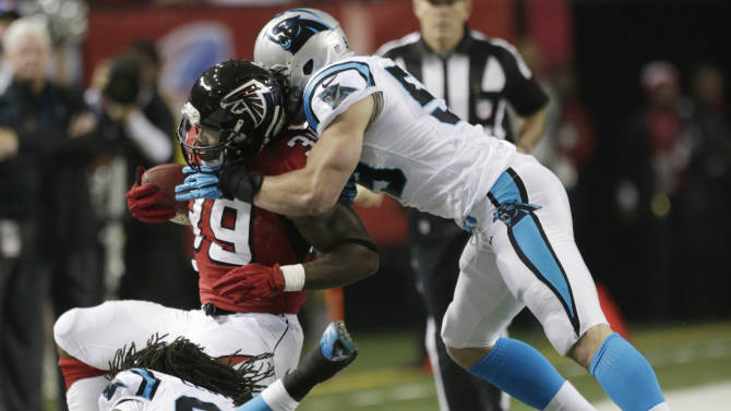 Panthers hoping to get healthy with bye week