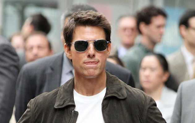 Tom Cruise : De la haute socit iralndaise