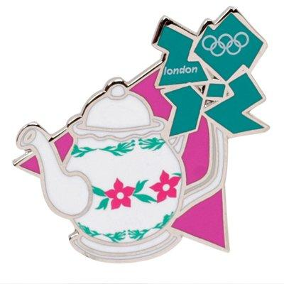 Tea Pot Pin