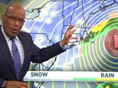 Massive Storm Aims for Northeast; …