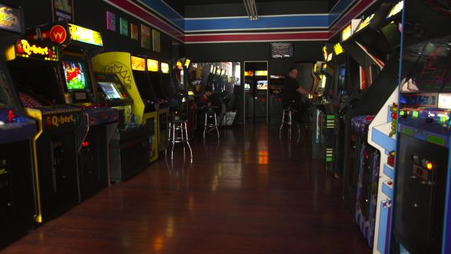 The Coin-Op Comeback: Classic Arcades Get an Extra Life