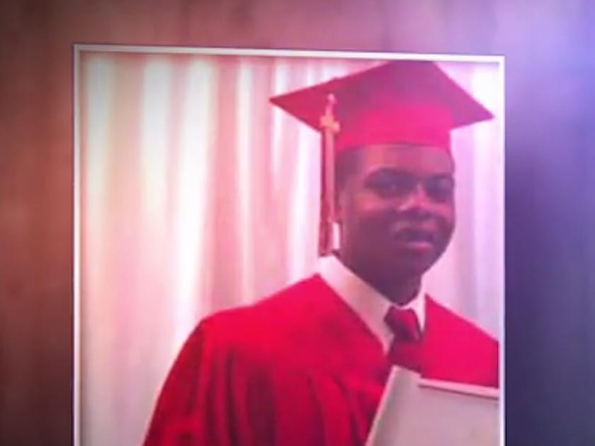 Disturbing video shows the moment a Chicago police officer fired 16 shots at a teenager, killing him