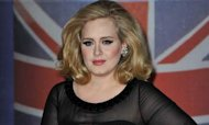 Singer Adele Announces She Is Pregnant