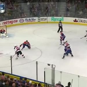 Tuomo Ruutu Goal on Viktor Fasth (15:07/2nd)