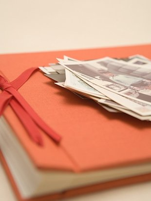 Make A Photo Album For Your Baby