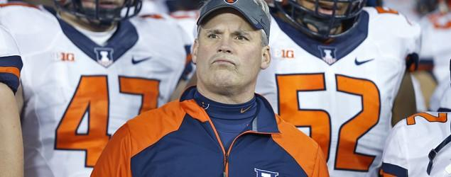 Illinois fires head coach over player treatment