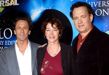 Producer Brian Grazer, Kathleen Quinlan and Tom Hanks