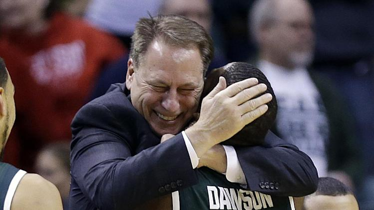 Peaking Spartans popular pick to win NCAA tourney